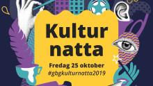 En vecka kvar till Göteborgs kulturella knytkalas, Kulturnatta!