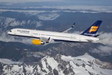 Icelandair nousujohteisesti uuteen vuoteen 2014 – lentokapasiteettia Helsinkiin lisätään merkittävästi