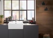 Einbau, Unterbau, Flächenbündig –  Küchenspülen-Vielfalt von Villeroy & Boch