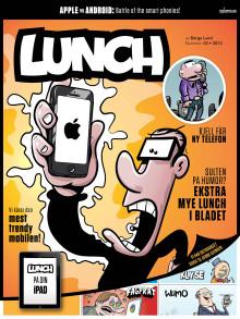 LUNCH-bladet: Nå som egen app på iPad!