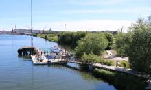 Jubileumsparken nominerad till Sveriges främsta landskapspris