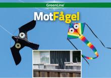 Succé för GreenLines system MotFågel