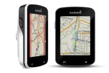 Garmin Edge 820 og Edge Explore 820 – med GroupTrack, sykkelspesifikk navigasjon og touchskjerm