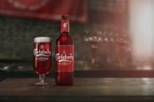 Carlsberg hyllar Liverpool FC – helt i rött