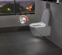 La nouvelle catégorie confort des toilettes –  ViSeat : l'abattant avec des petits plus qui font toute la différence