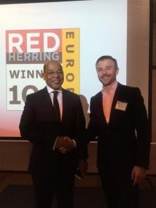 """EasyPark utsedd till """"2016 Red Herring Top 100 Europe Winner"""""""