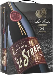 Andra generationens vinmakare tar en ny väg med La Strada