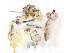 Låt Almaz Yebios Twistn' Shout värma dig i vintermörkret på årets sista jazzcafé