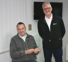 Kooperationsvertrag unterzeichnet: Glasfaser für Reddelich