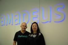 Amadeus investerer i Refundit – for enklere momsrefusjon for reisende