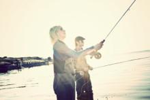 Strategi för fritidsfisket ska fördubbla fisketurism