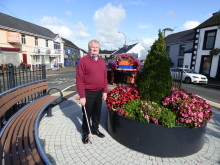 Recognition for 'blooming' brilliant volunteers