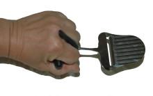 Osthyveln Tvärs - Ett bra hjälpmedel för dig som har svårigheter med handgreppet