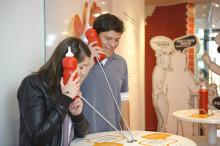 """Telefonieren mit der Ketchupflasche - Deutschlands skurrilste Museen als """"Geschmackssache"""""""