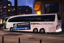 Succésamarbetet fortsätter med Sohlberg Buss