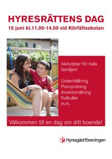 Hyresrättens Dag i Östersund
