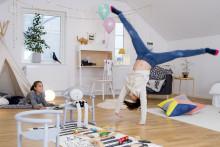 SmålandsVillan ber barnfamiljer om hjälp för att bygga ett helt nytt hus