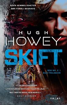 Bok nr. 2 i Hugh Howeys Silo-trilogi