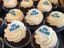 KLM firar 10 år på Linköping City Airport.
