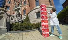 Digitala handlingar sparar 2,3 meter papper varje månad