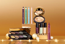Vinterns makeup i lyxiga nyanser av plommon & guld – LIMITED EDITION