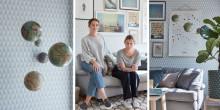 Så skapar du ett ombonat allrum för många behov - Boråstapeter lanserar tredje inspirationsfilmen i samarbetet med toppbloggarna