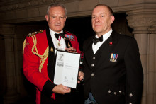 Moray Council gains silver award for armed forces support