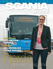Nyt Scania kundemagasin på gaden