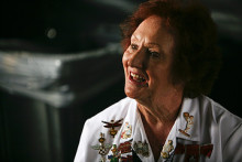 "Welcome....""Lovely Rita"" Gilligan MBE to 'Are you Experienced?'"