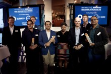 Startup Water Innovators Honored In Stockholm, Sweden, During World Water Week