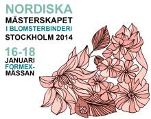 Interflora presenterar Nordiska Mästerskapet i blomsterbinderi 2014