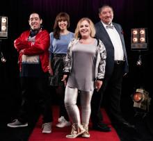 Lyxigt kändismys i nya Miffo-tv talkshow