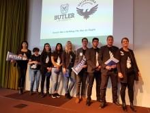 Vallentuna Gymnasium - Årets vinnare av Europeiska kvalitetsutmärkelsen i språk
