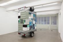 Släpvagnar från Brenderup Group del i konstutställning
