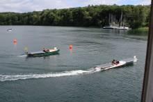 3. Internationale Wildauer Solarboot-Regatta am 9. September 2017