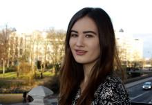 Anders Walls Ung Företagsamhet-stipendium till ung entreprenör med socialt engagemang