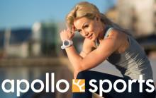 Apollo lanserer treningsreiser med Lene Alexandra