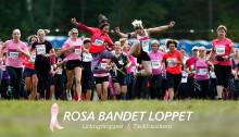 Rosa Bandet-loppet: Spring tillsammans mot cancer