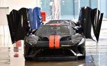 Fordilta joululahja Ford GT -autojen tilaajille: ensimmäiset autot rullaavat ulos tehtaalta