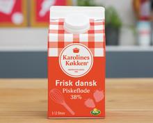 Danskerne er ikke længere fedtforskrækkede