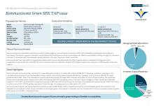 Press Points Kommuninvest Green Bond Tap March 2024