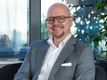 Joel Kral ny Hotel Manager för Clarion Sign