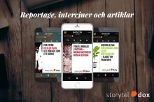Premiär för Storytel Dox