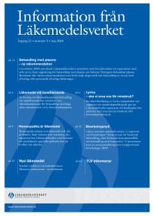 Information från Läkemedelsverket #3 2010