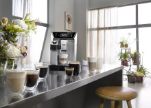 Njut av Primadonna Class – den ultimata espressomaskinen från De'Longhi
