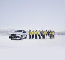 BMW huvudsponsor till skidskytte-VM i Östersund