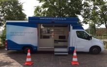 Beratungsmobil der Unabhängigen Patientenberatung kommt am 20. März nach Cloppenburg.