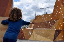Nu inviger vi vattenkonst i Jubileumsparken!