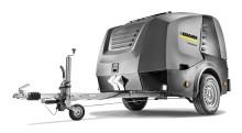 HDS Trailer – Ny serie profesjonelle høytrykksvaskere fra Kärcher