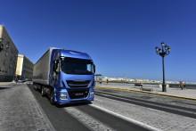 Nya Stralis NP: ett revolutionerande gasfordon för hållbara långdistanstransporter